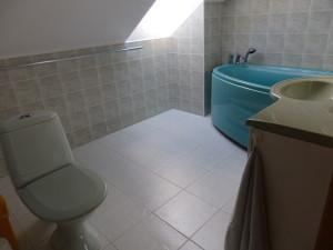 II korruse vannituba