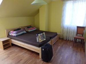 II korruse 2-ne tuba (voodid koos)